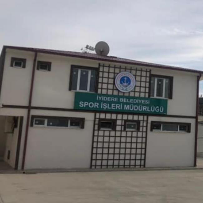 Belediyemizin Spor İşleri Müdürlüğü kuruldu.