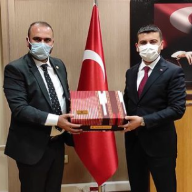 Başkanımız Ankara'da