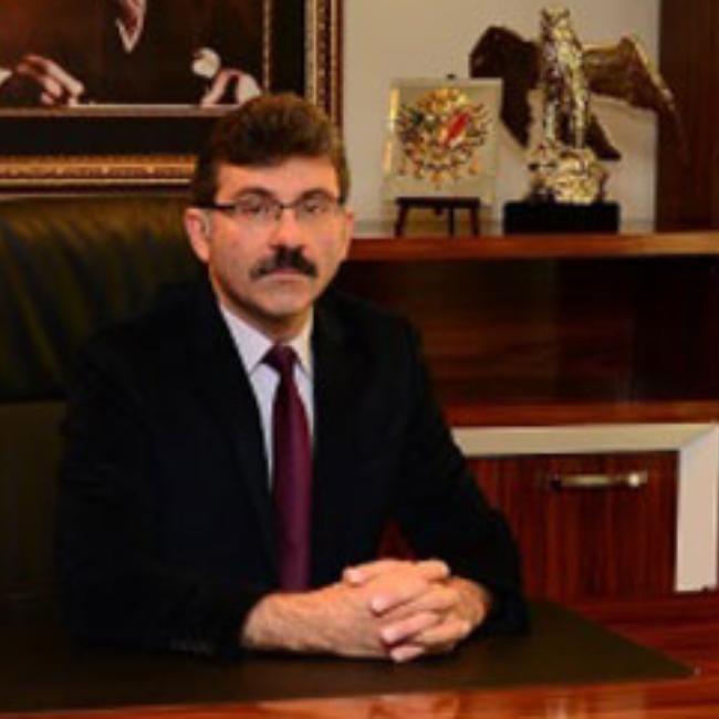 Değerli hemşehrimiz İbrahim KOLCU'ya yeni görevinin hayırlı olmasını dileriz.