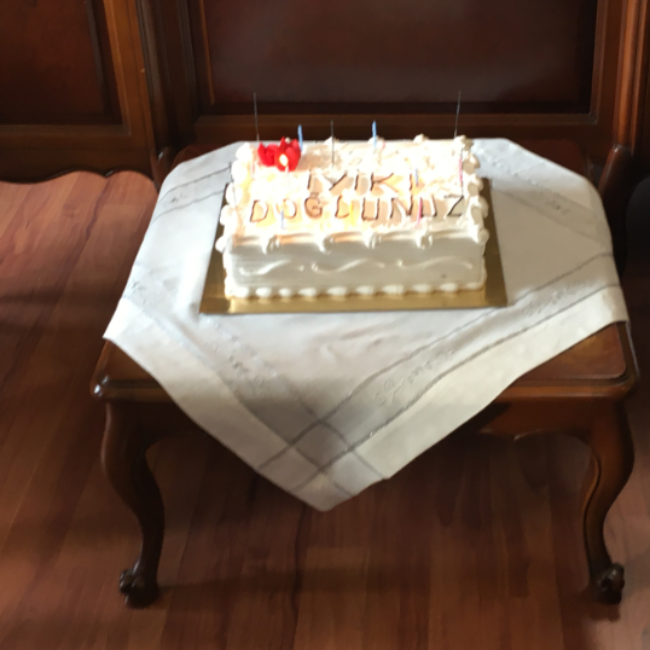 Personellerimize Doğum Günü Kutlaması